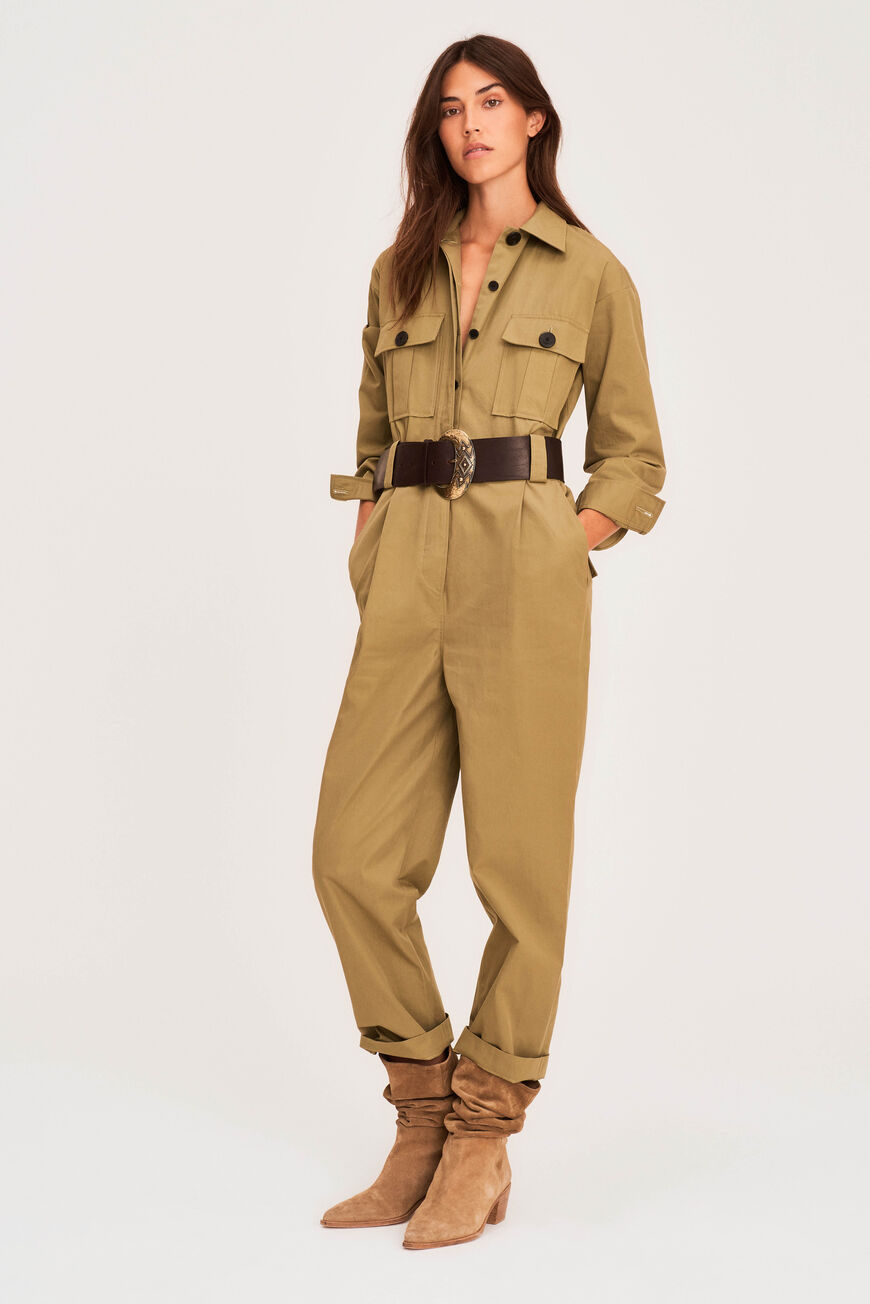 COMBINAISON CLOTHILDE JUMPSUITS