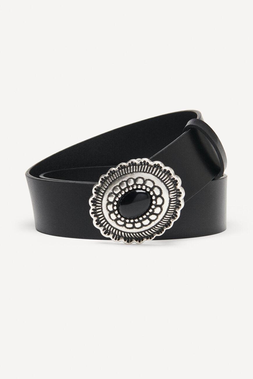 CEINTURE BACARA Sac et accessoires NOIR BA&SH
