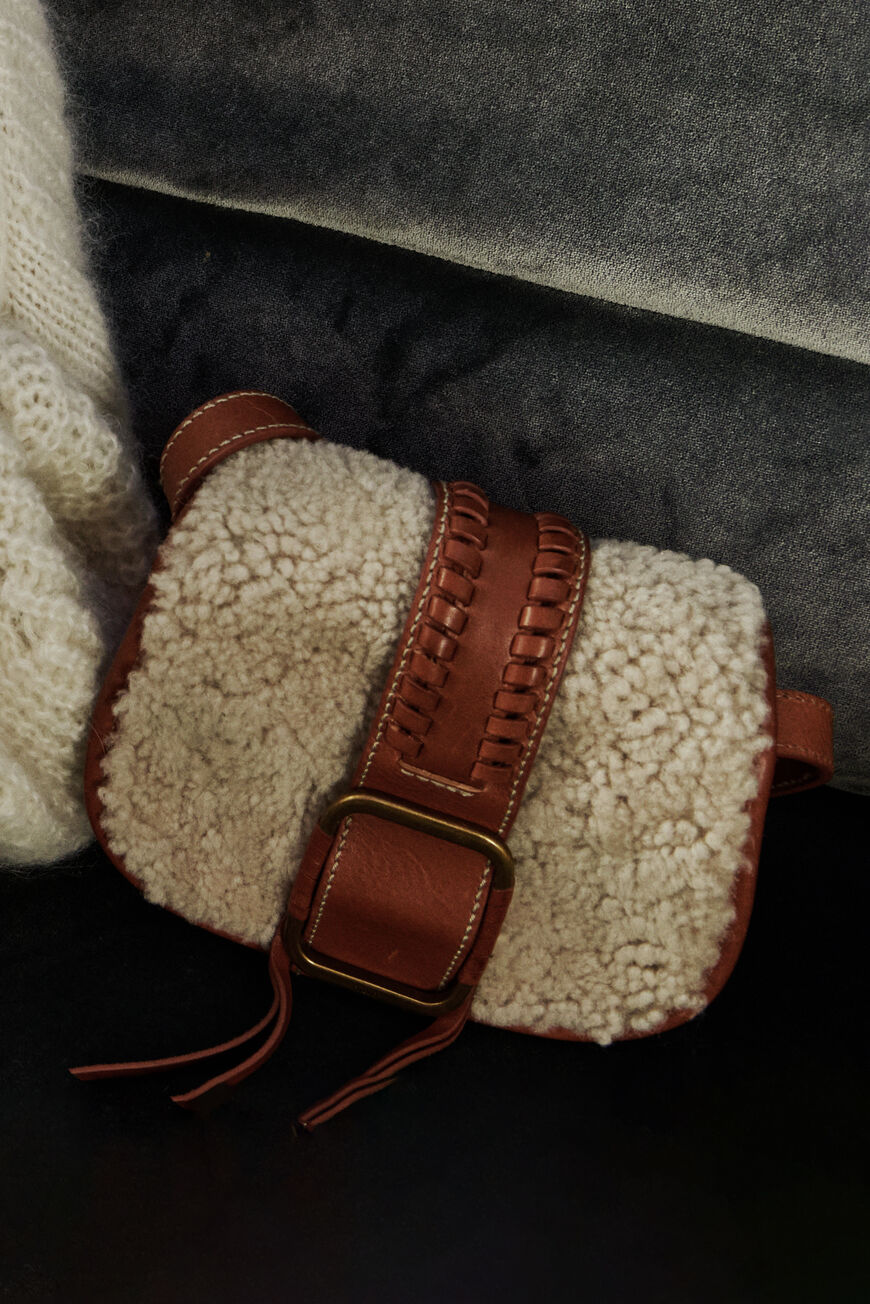 SAC TEDDY S SHEARLING winter essentials