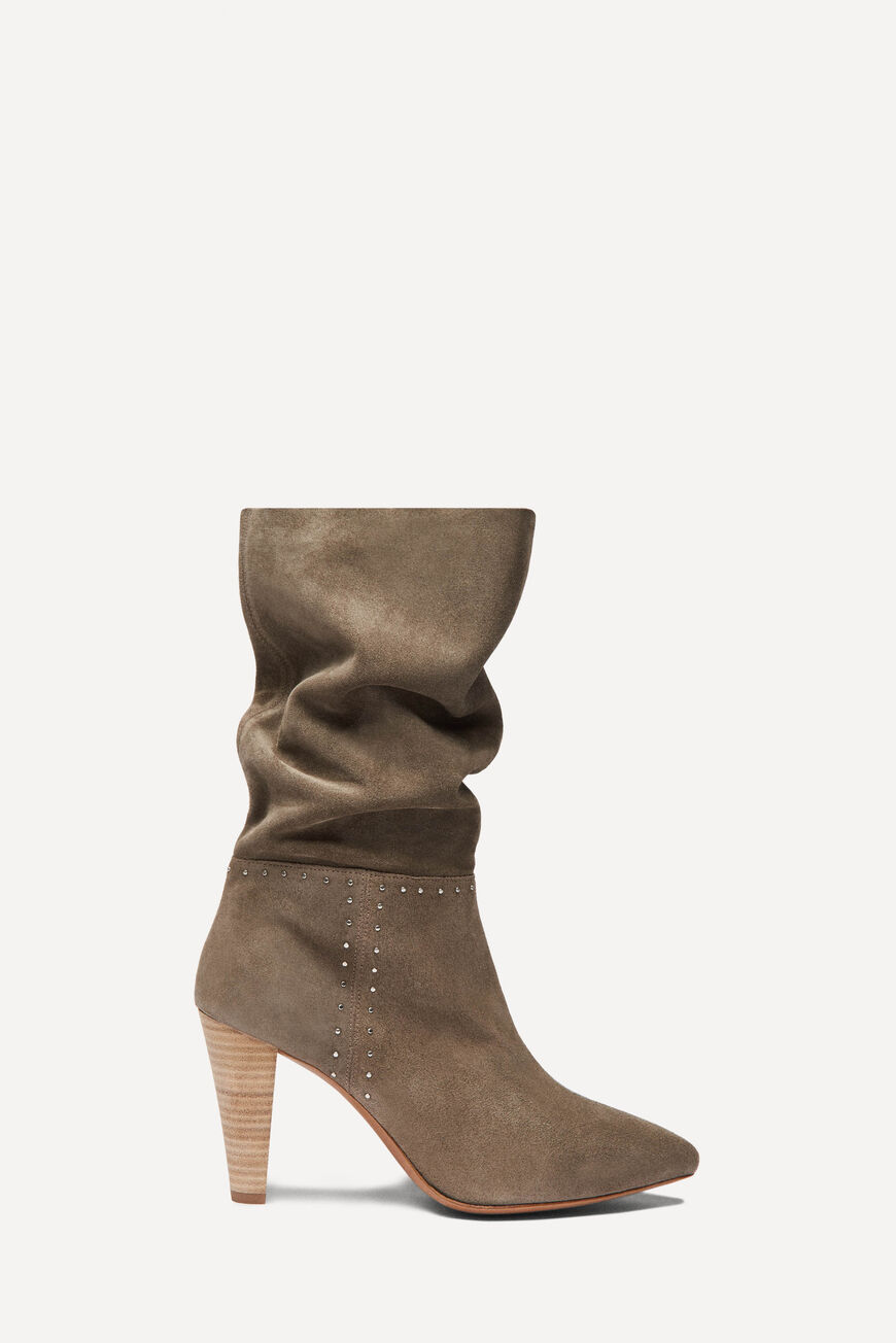 BOTTINES CLEM BOOTS & BOTTINES MASTIC