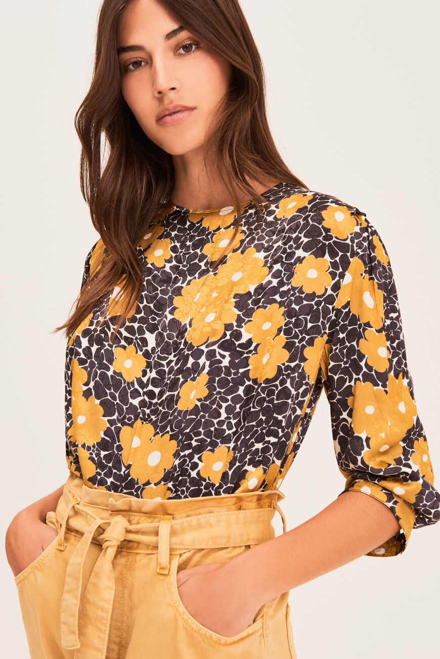 TOP BALI TOPS & CHEMISES CURRY