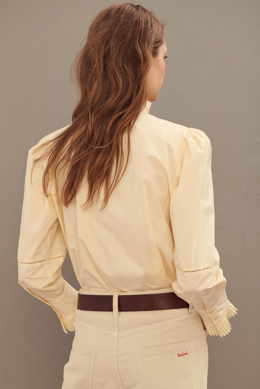 BLOUSE HALE Sale: Extra 15% off ECRU