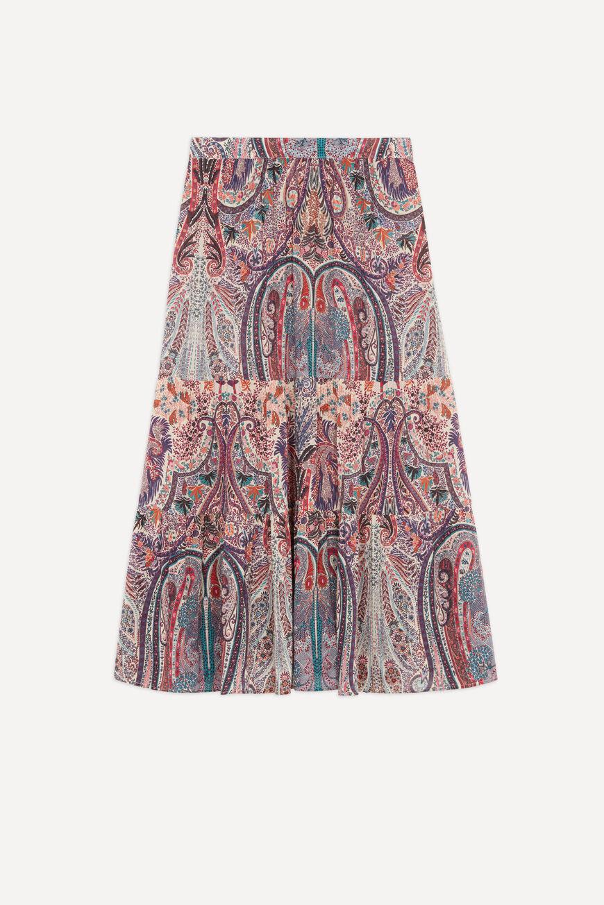 JUPE BAHIA Jupes et shorts ROSE