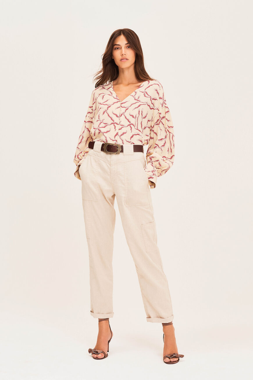 BLOUSE CLEA TOPS