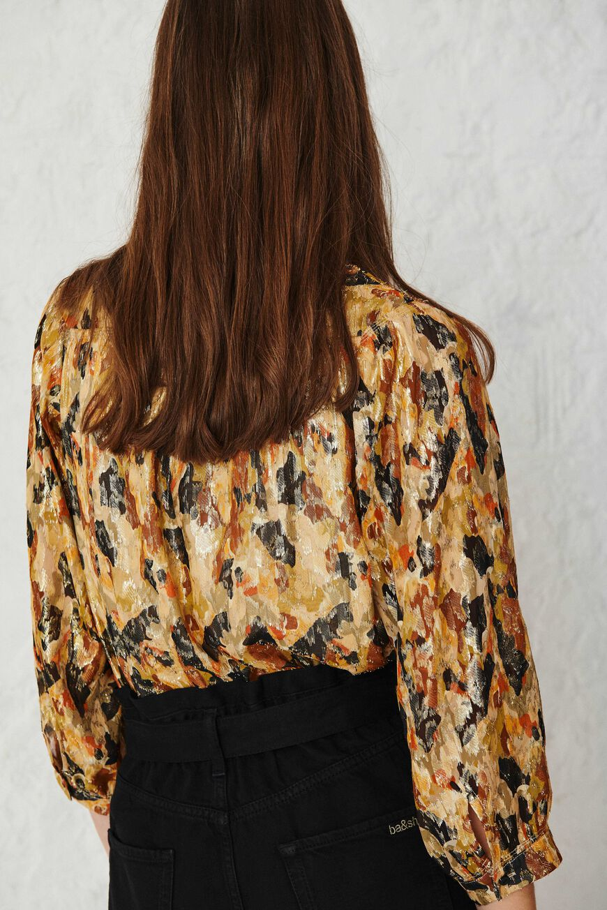 BLOUSE GABY TOPS & CHEMISES OCRE