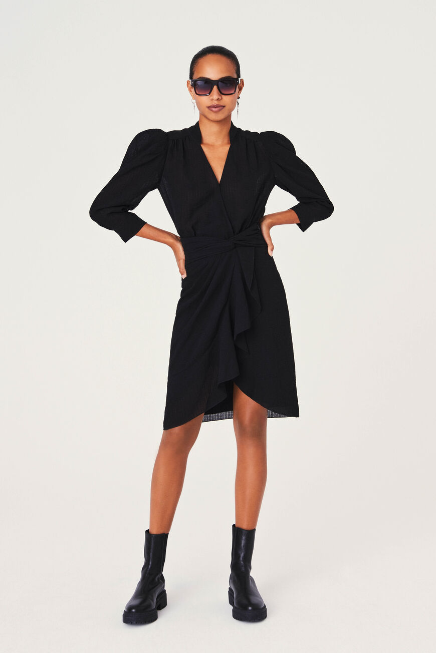 ROBE ISEE ROBES COURTES NOIR