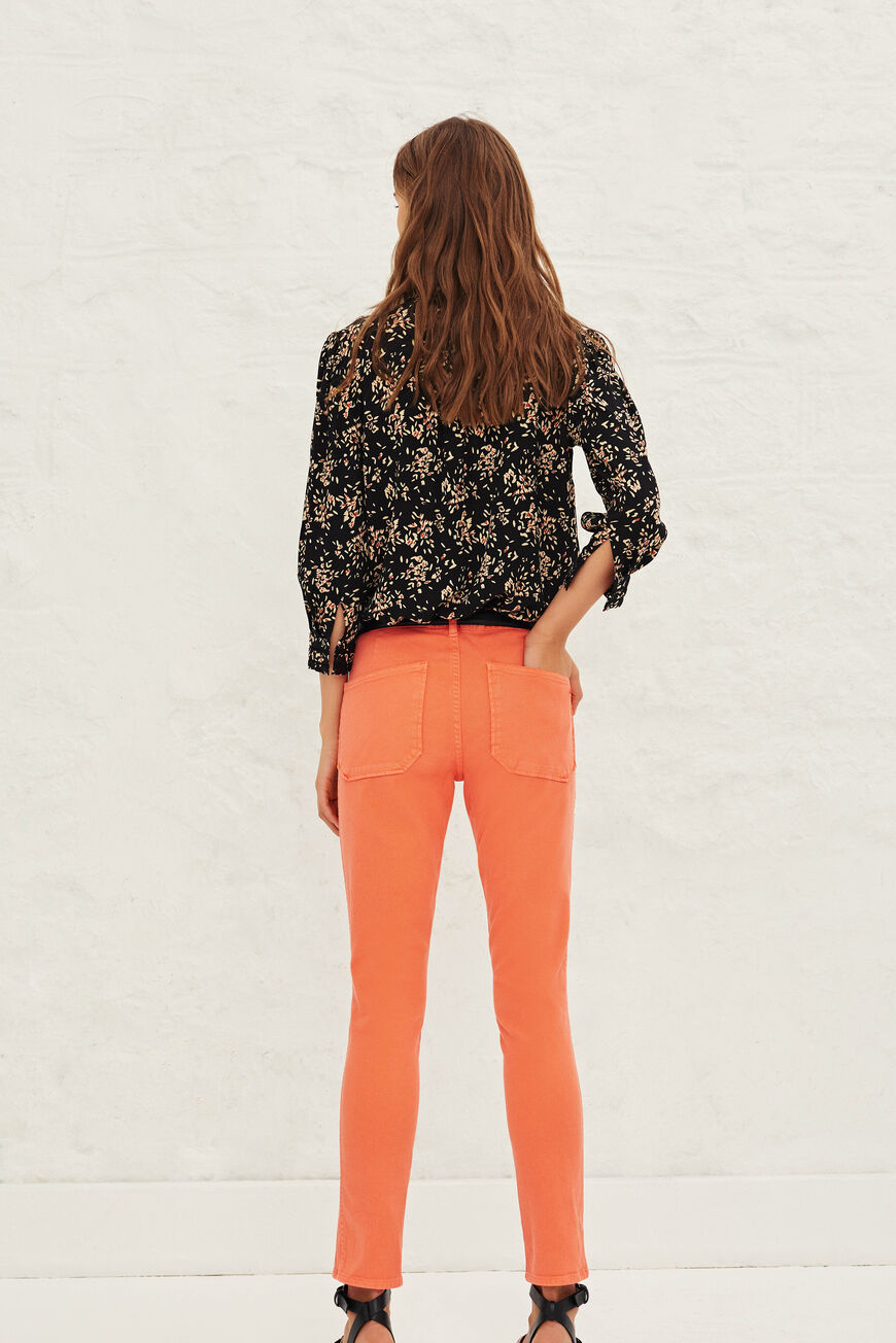 JEANS CSALLY JEANS CORAIL