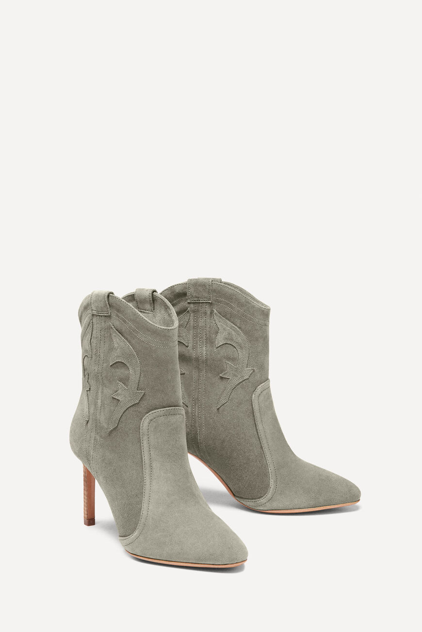 BOTTINES CAITLIN New Collection MASTIC