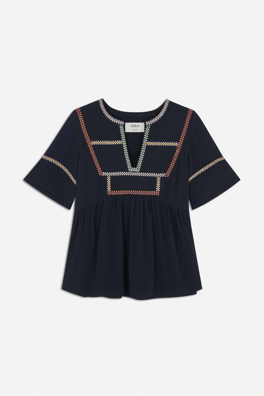 TOP TAYLOR TOPS & CHEMISES