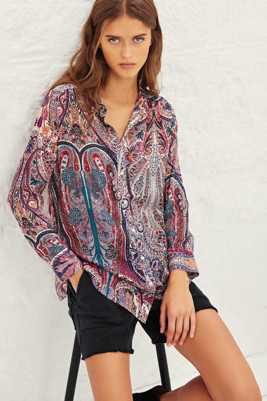 CHEMISE BLAKE tops & chemises ROSE
