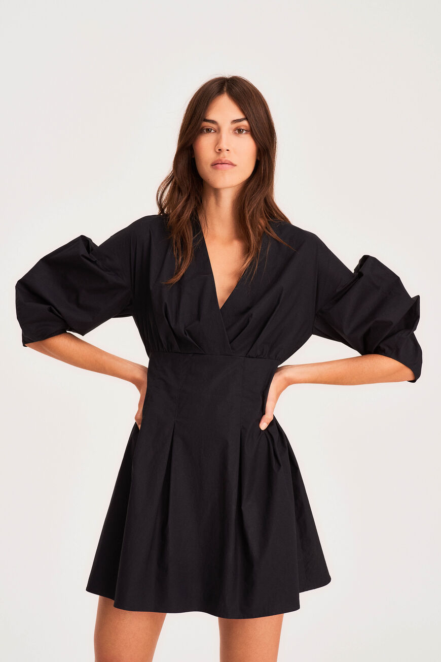 ROBE BROADWAY ROBES COURTES NAVY